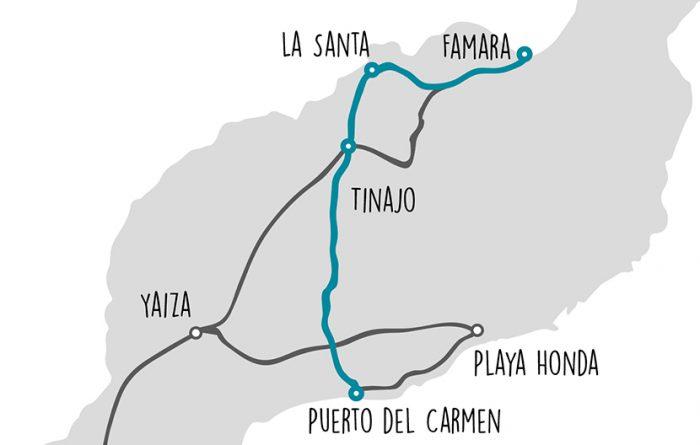 Bikepacking Famara - Puerto del Carmen