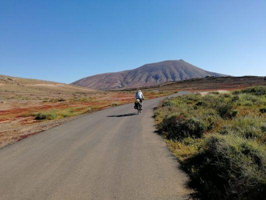 Schotterpisten auf Fuerteventura