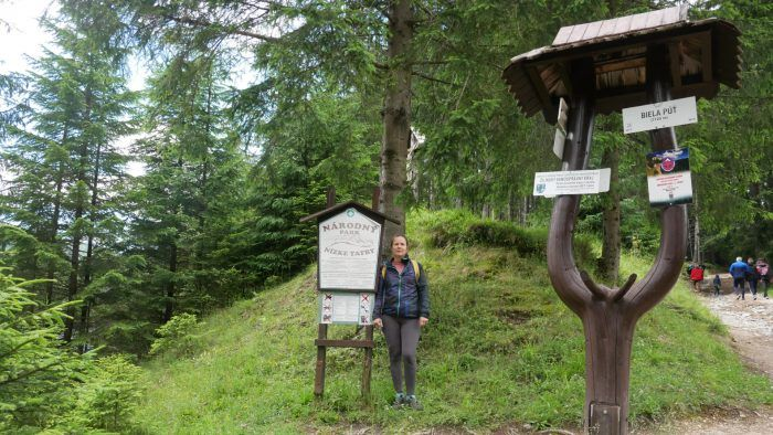"Wandern im Nationalpark ""Niedere Tatra"""