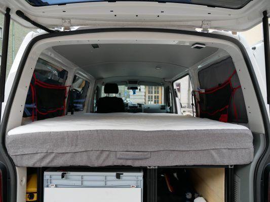 140 cm breite DIY Campervan Matratze