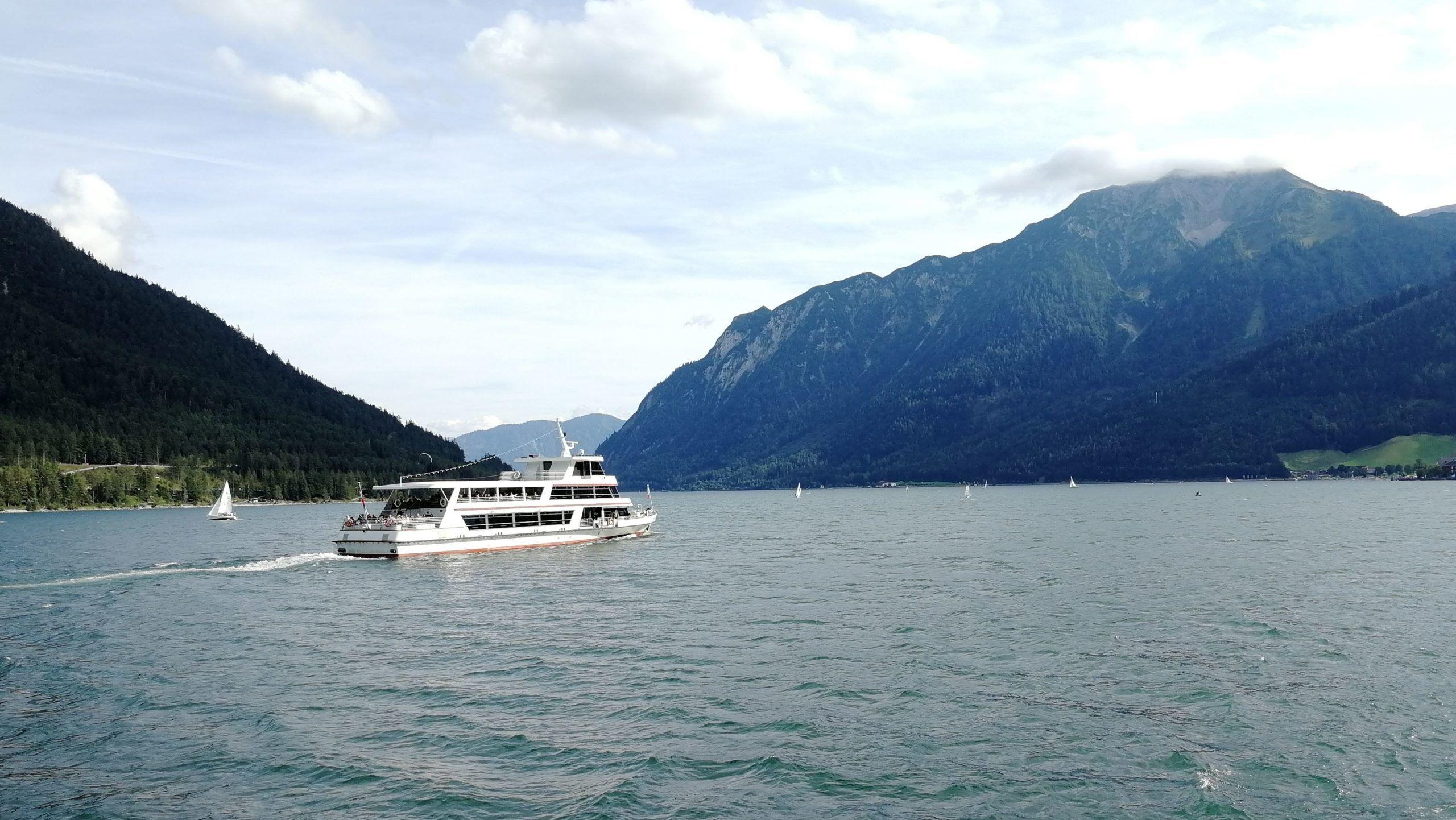 Schifffahrt am Achensee