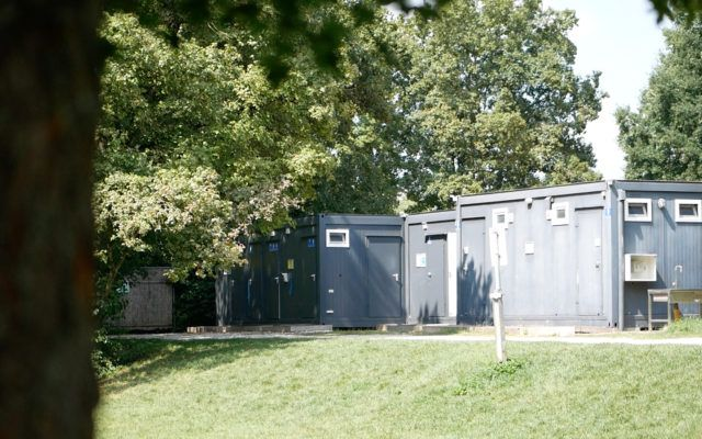 Sanitäranlagen Stellplatz Eichstätt
