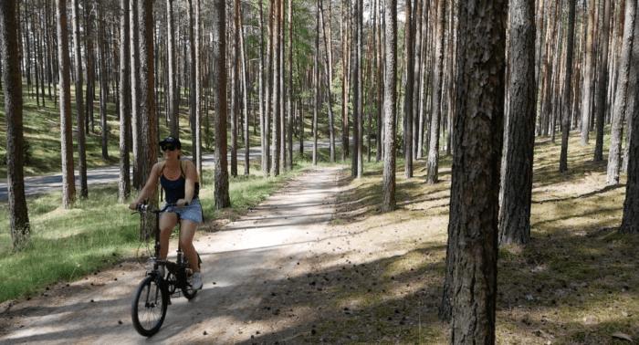Radtour Nationalpark