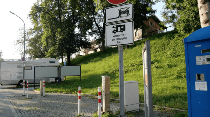 Entsorgungsstation Bad Tölz