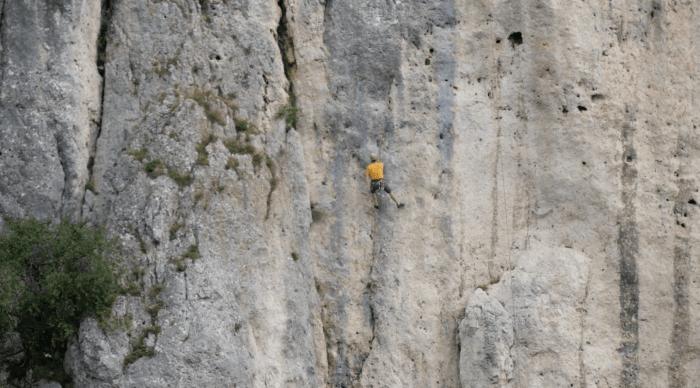 Kletterer