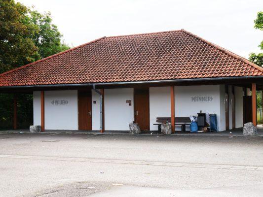 Toiletten Stellplatz Kelheim
